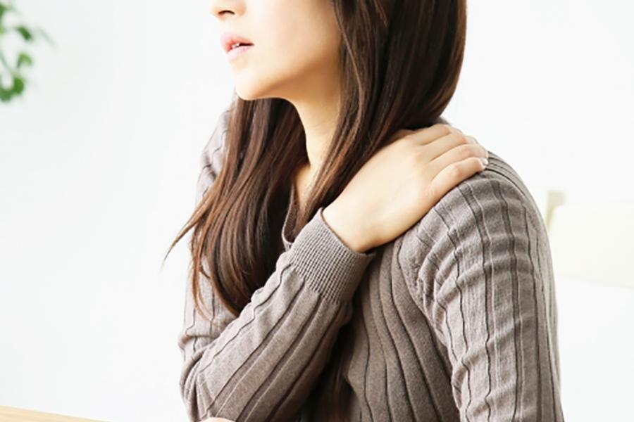 肩こり・肩の痛みの原因